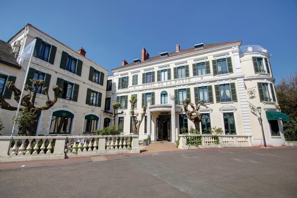 Hotel De La Poste Beaune Restaurant