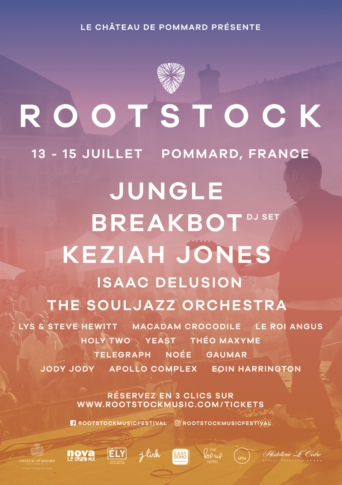 ROOTSTOCK 2018 Poster